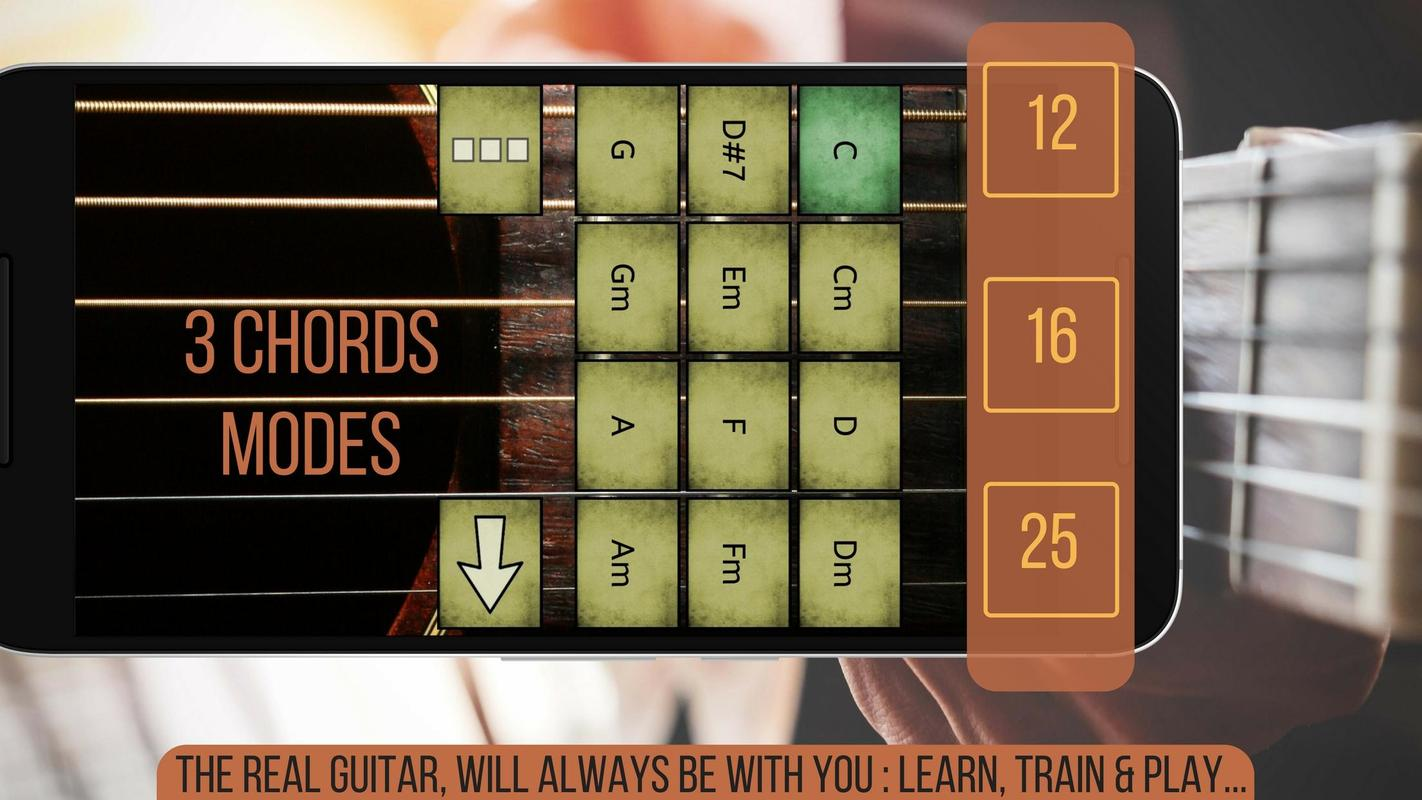 Real Guitar Virtual Guitara For Android Apk Download