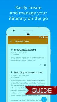 Couchsurfing Guide apk screenshot