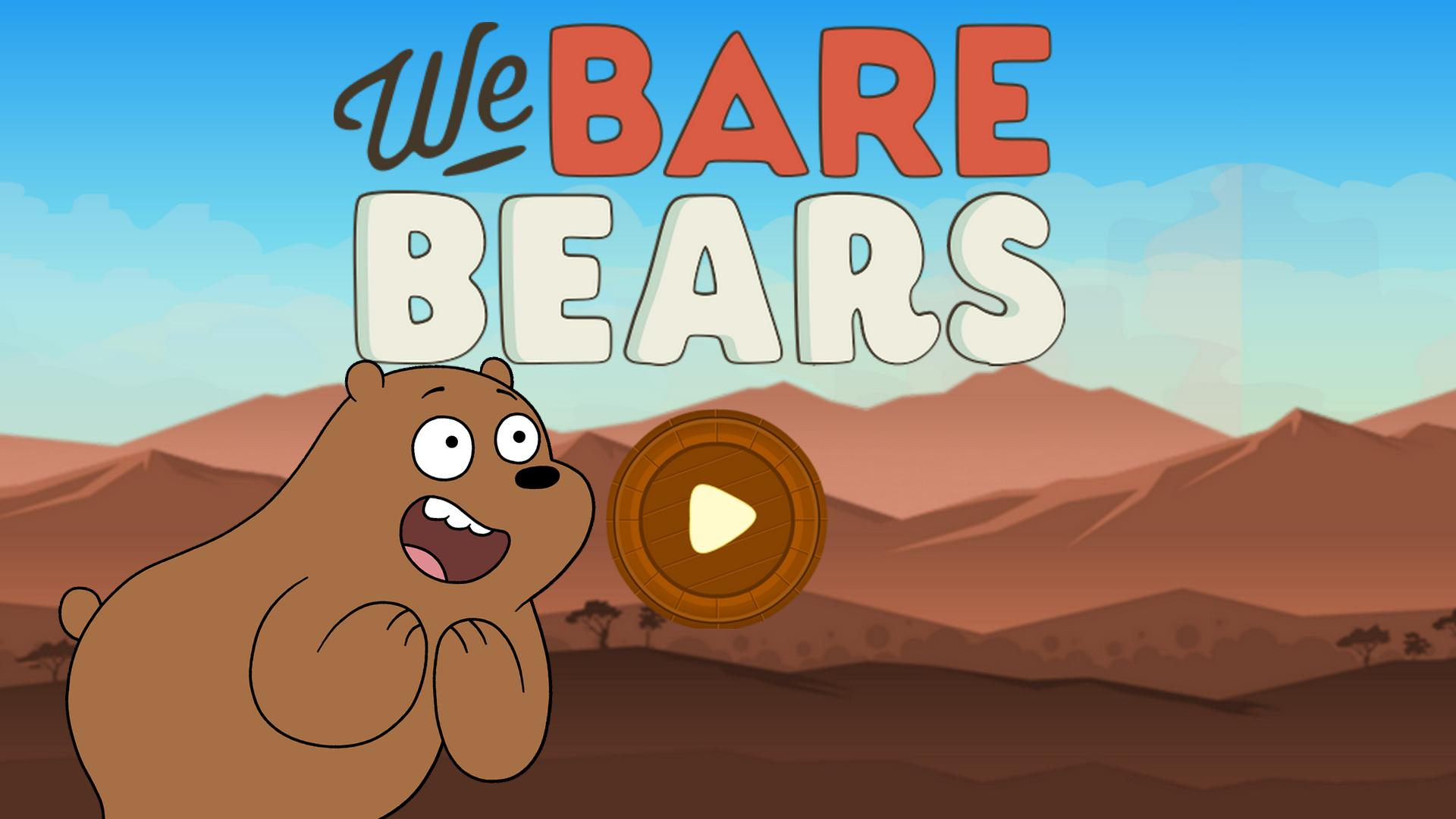 Grizz The Bear In Super Runner Bare Bear Adventure For Android Apk Download