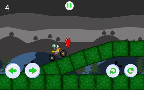 Biker Zombie apk screenshot
