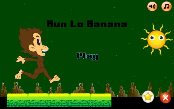 Run to Banana poster