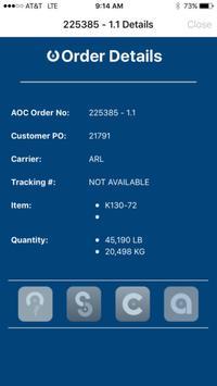 AOCPort Mobile apk screenshot