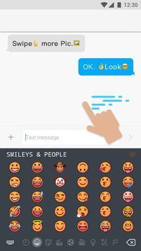 Emoji Keyboard - emojidex poster