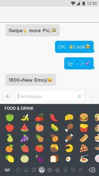 Keyboard for emoji one screenshot 2