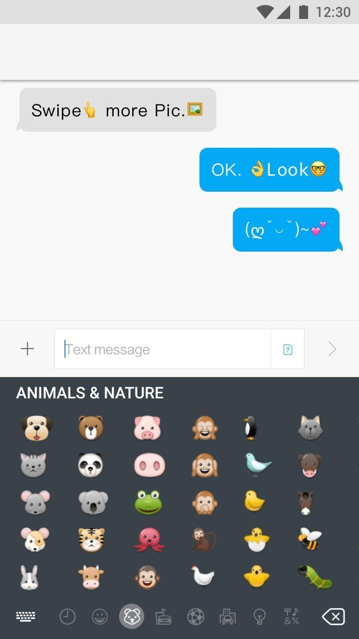 Emoji Keyboard - LG Emoji for Android - APK Download
