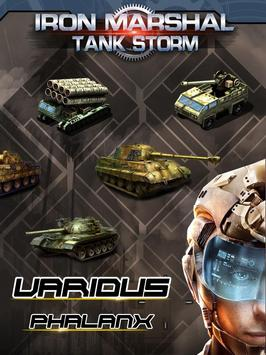 Iron Marshal Tank Storm screenshot 4