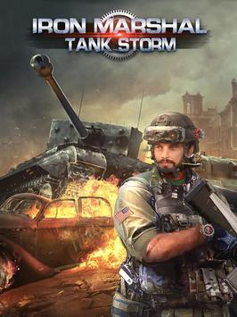 Iron Marshal Tank Storm screenshot 5