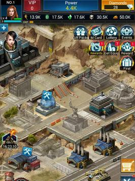Iron Marshal Tank Storm apk screenshot