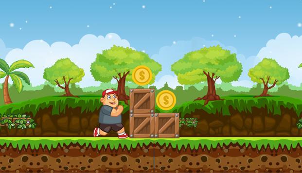 Running Boy Adventure screenshot 1