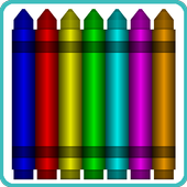 Rainy Day Coloring Book icon