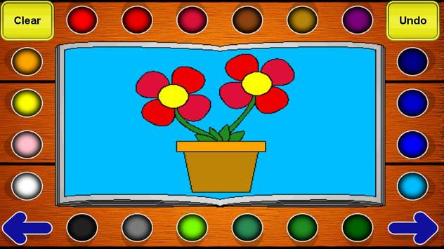 Rainy Day Coloring Book apk screenshot