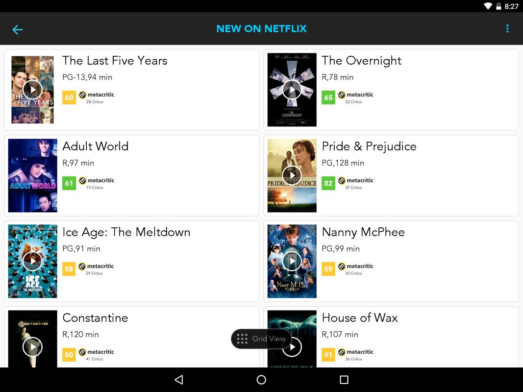 Moviefone for Android - APK Download