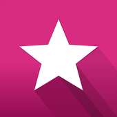 Starlike icon
