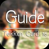 Guide Tekken Card 16 icon