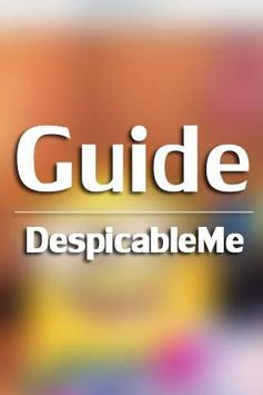 Guide for DespicableMe poster