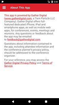Aon Risk Solutions Events apk screenshot