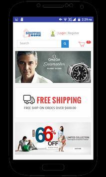 Shopping2Home apk screenshot