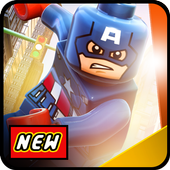 Aonra LEGO Marvel Avengers Guide icon