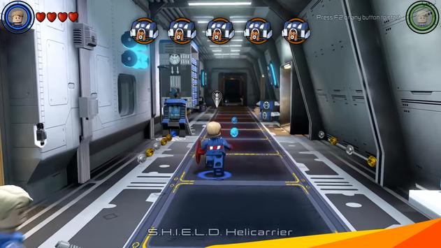Aonra LEGO Marvel Avengers Guide screenshot 4