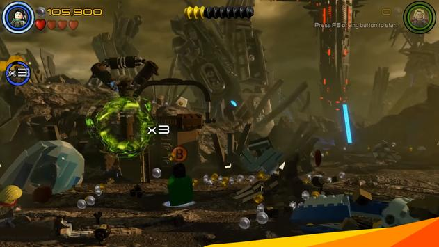 Aonra LEGO Marvel Avengers Guide screenshot 2