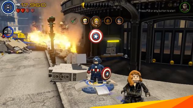 Aonra LEGO Marvel Avengers Guide screenshot 3
