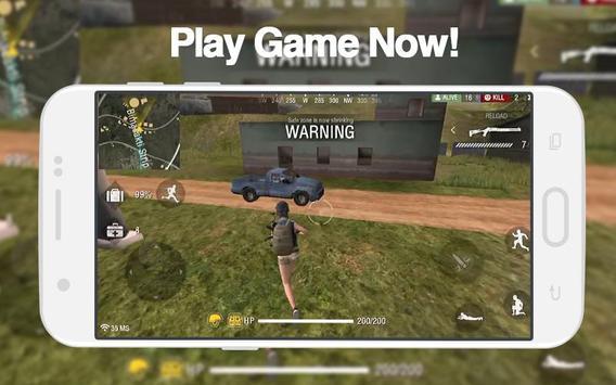 Guide Free Fire Battleground screenshot 1