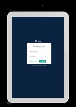 BackBone Dashboard screenshot 5