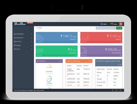 BackBone Dashboard screenshot 7