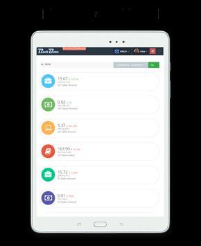 BackBone Dashboard screenshot 13