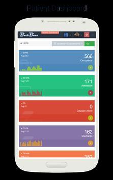 BackBone Dashboard screenshot 3