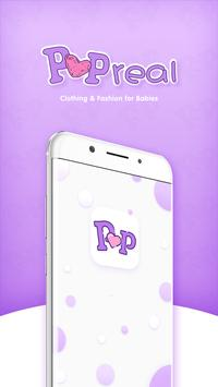 Popreal- Baby Fashion Boutique poster