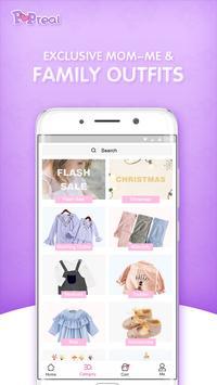 Popreal- Baby Fashion Boutique apk screenshot