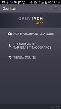 OPENTACH | Descarga de datos screenshot 3