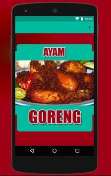 Resep Ayam Goreng screenshot 3