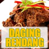 Resep Rendang Daging icon