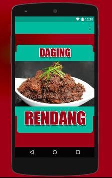 Resep Rendang Daging screenshot 3