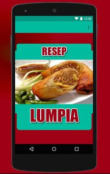 Resep Lumpia screenshot 1
