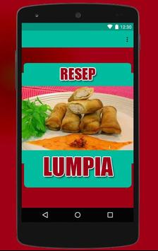 Resep Lumpia screenshot 2