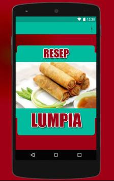 Resep Lumpia screenshot 3