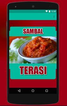 Sambal Terasi screenshot 4