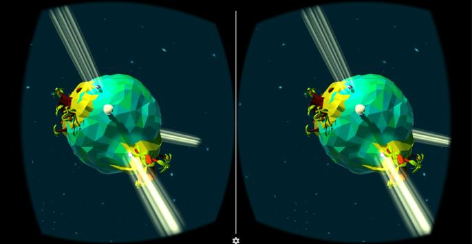 Tiny Planets for Cardboard apk screenshot