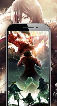 Attack On Titan 2018 Wallpaper HD screenshot 3