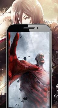 Attack On Titan 2018 Wallpaper HD screenshot 5
