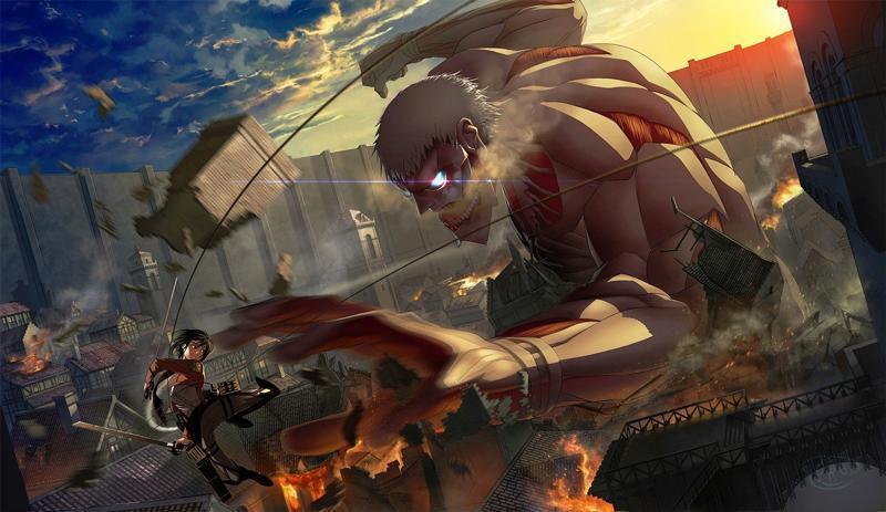 لعبة هجوم العمالقة 2 خلفيات For Android Apk Download