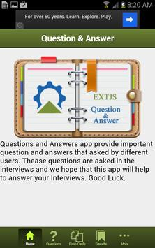 EXTJS Question & Answer for Android - APK Download