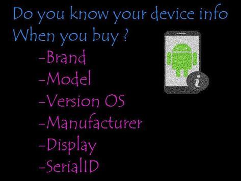 PhoneInfo screenshot 2