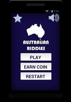 Aussie Riddles poster