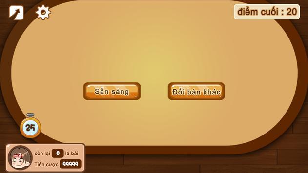 Tien Len apk screenshot