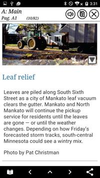 Mankato Free Press screenshot 1