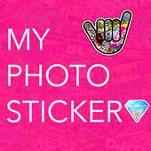 My Photo Sticker icon